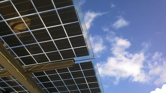 Solar Panel Transparent
